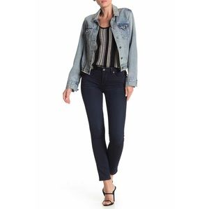 Women's Paige Verdugo Ankle Skinny Jeans